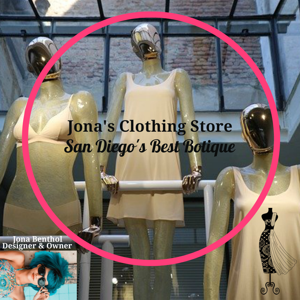 Ad space demo jona clothing