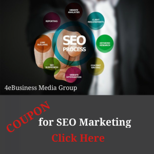 SEO Services Special Offer Coupon
